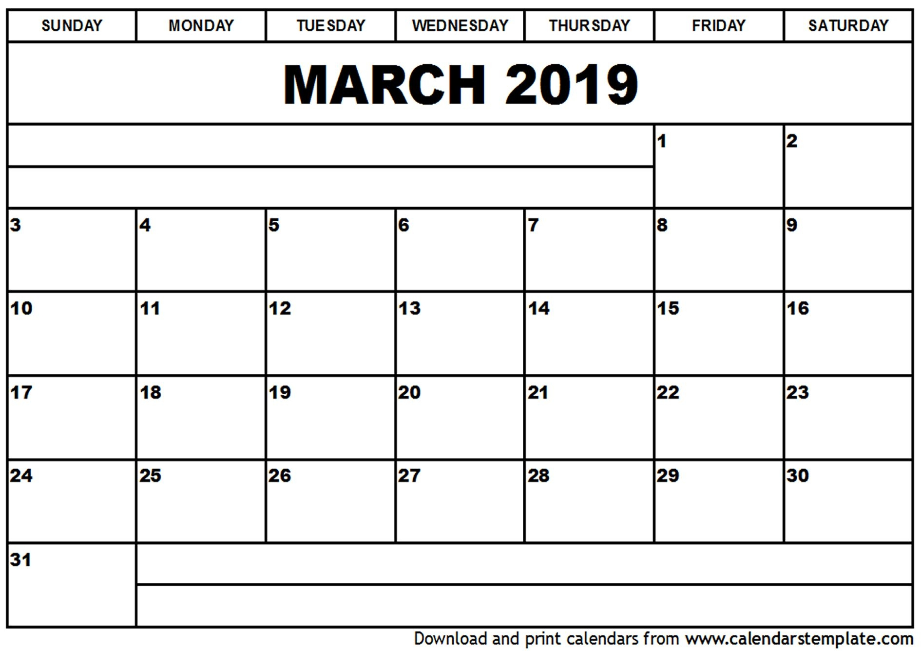 Hebrew Calendar Year 2019 With March 13 Format Example