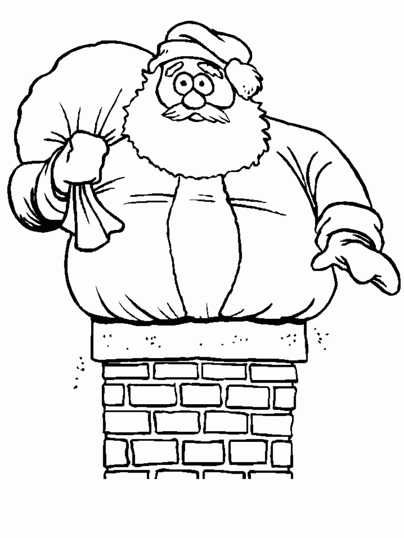 High Quality Christmas Coloring Pages With Awesome Cartoon Gallery Printable