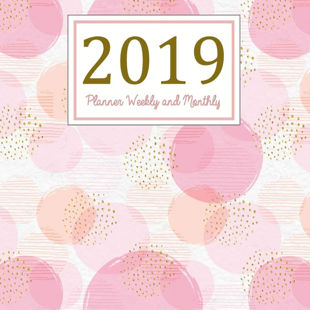 Islamic New Year 2019 Calendar With Planner Weekly And Monthly A 365 Daily 52 Week