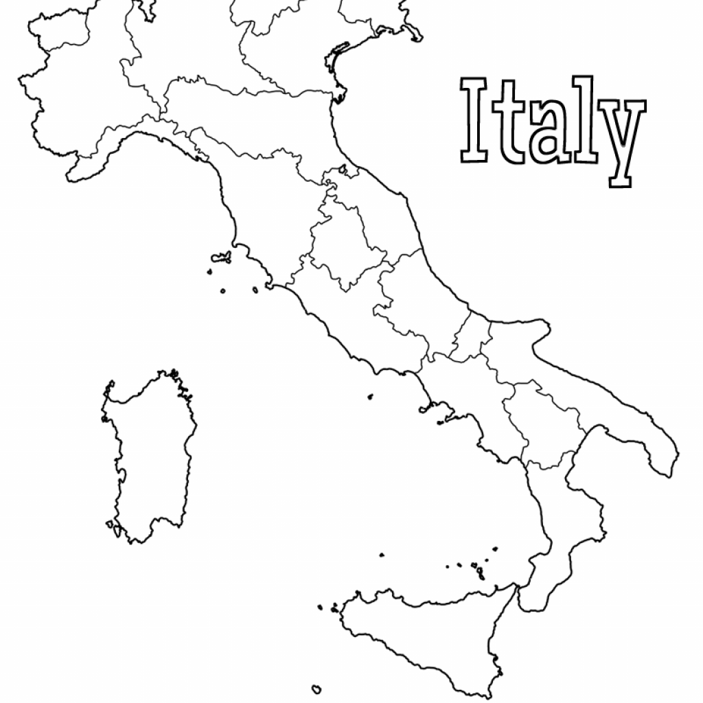 Italian Christmas Coloring Pages With Map Of Italy Print Color Fun Free Printables