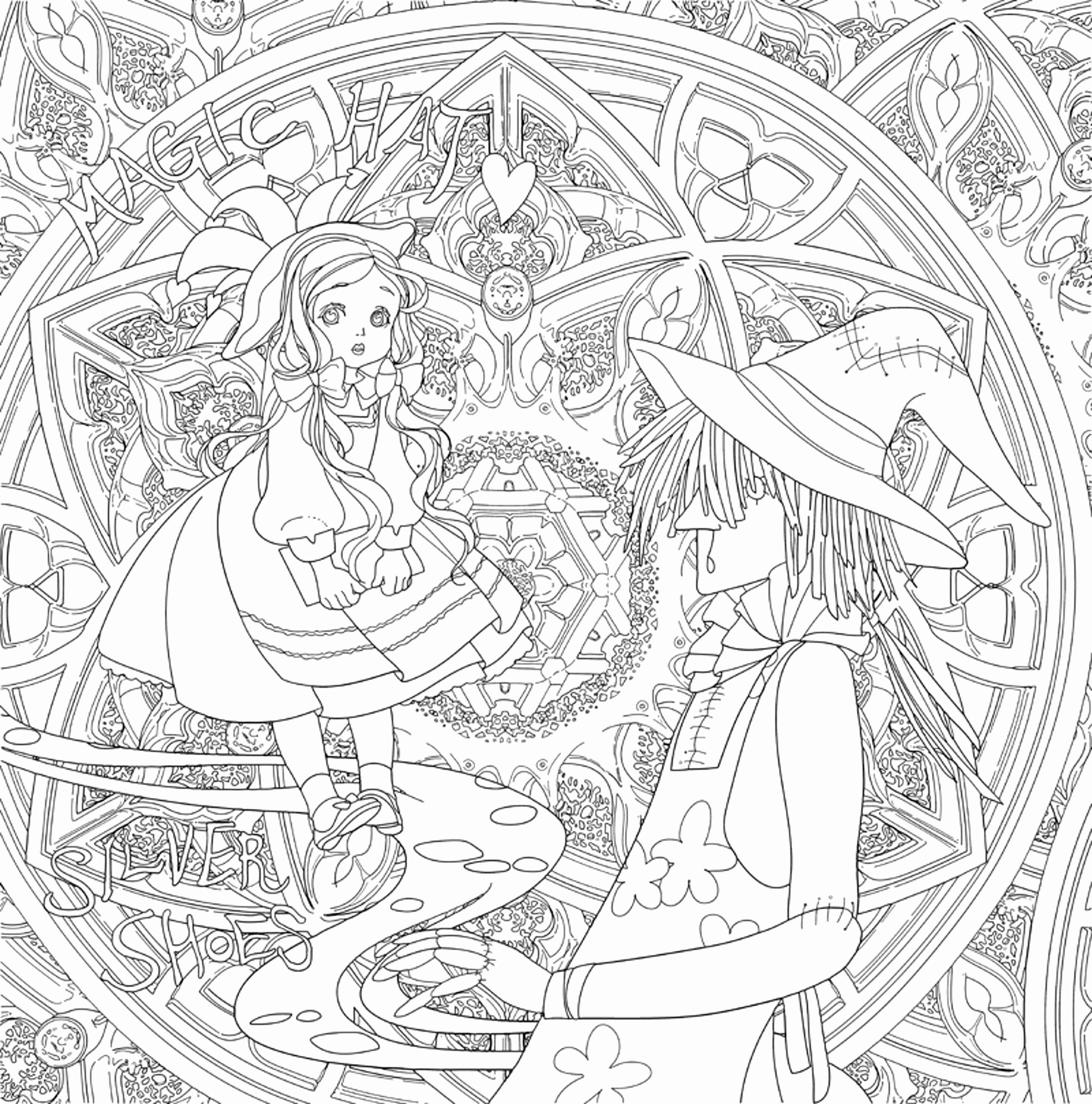 Italy Christmas Coloring Pages With Italian For In