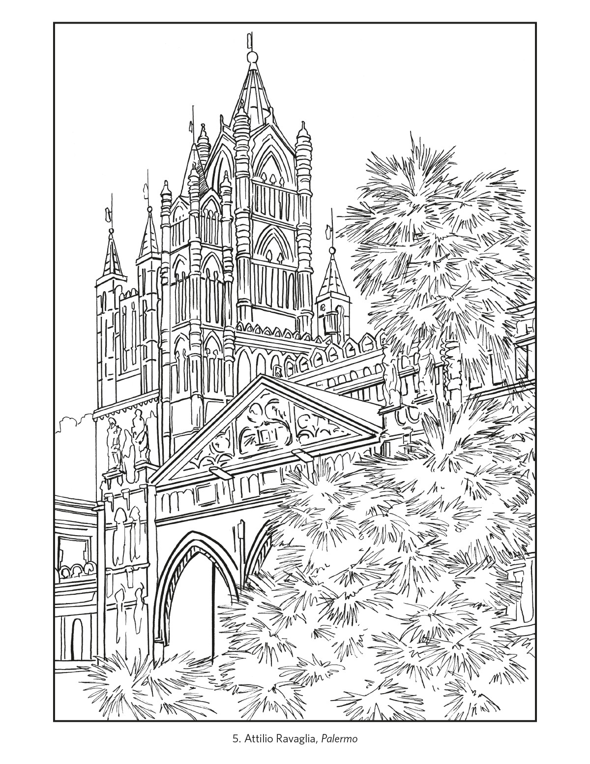 Italy Christmas Coloring Pages With Venice Fiscalreform