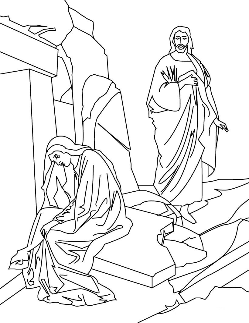Jesus Christ Christmas Coloring Pages With Sweet Idea Of For Kids Birth
