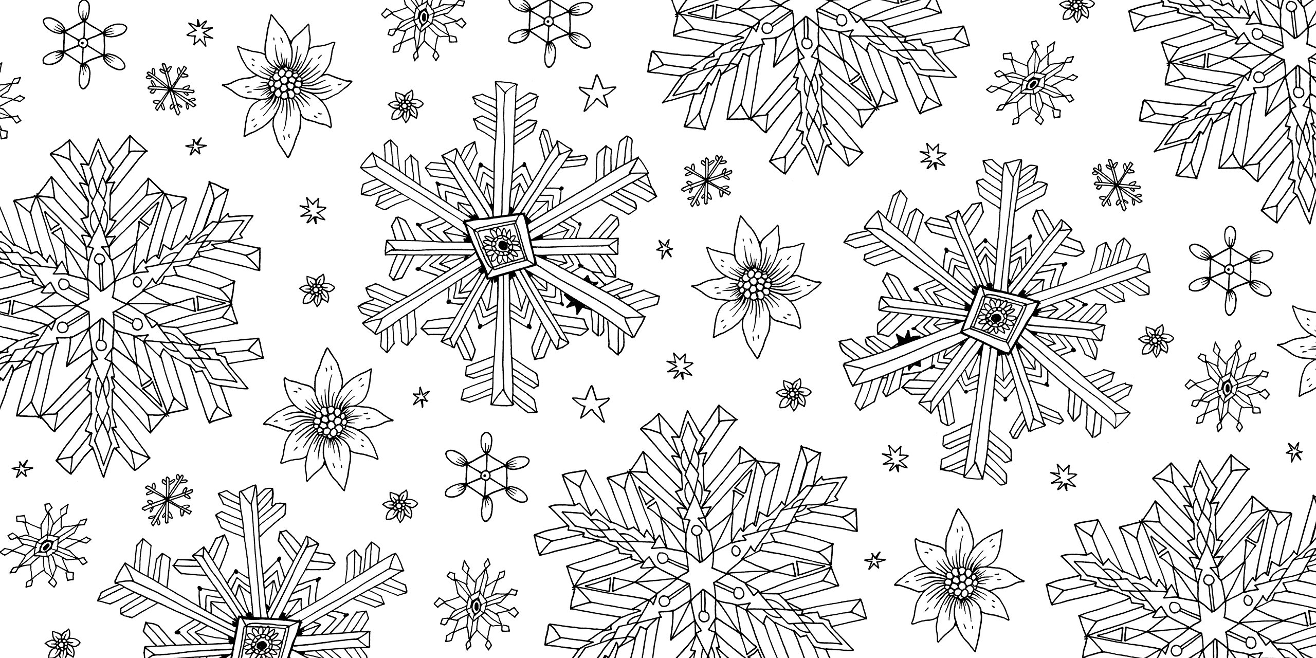 Johanna Basford Christmas Coloring Pages With Escape To Past A Colouring Book Adventure Good Wives And