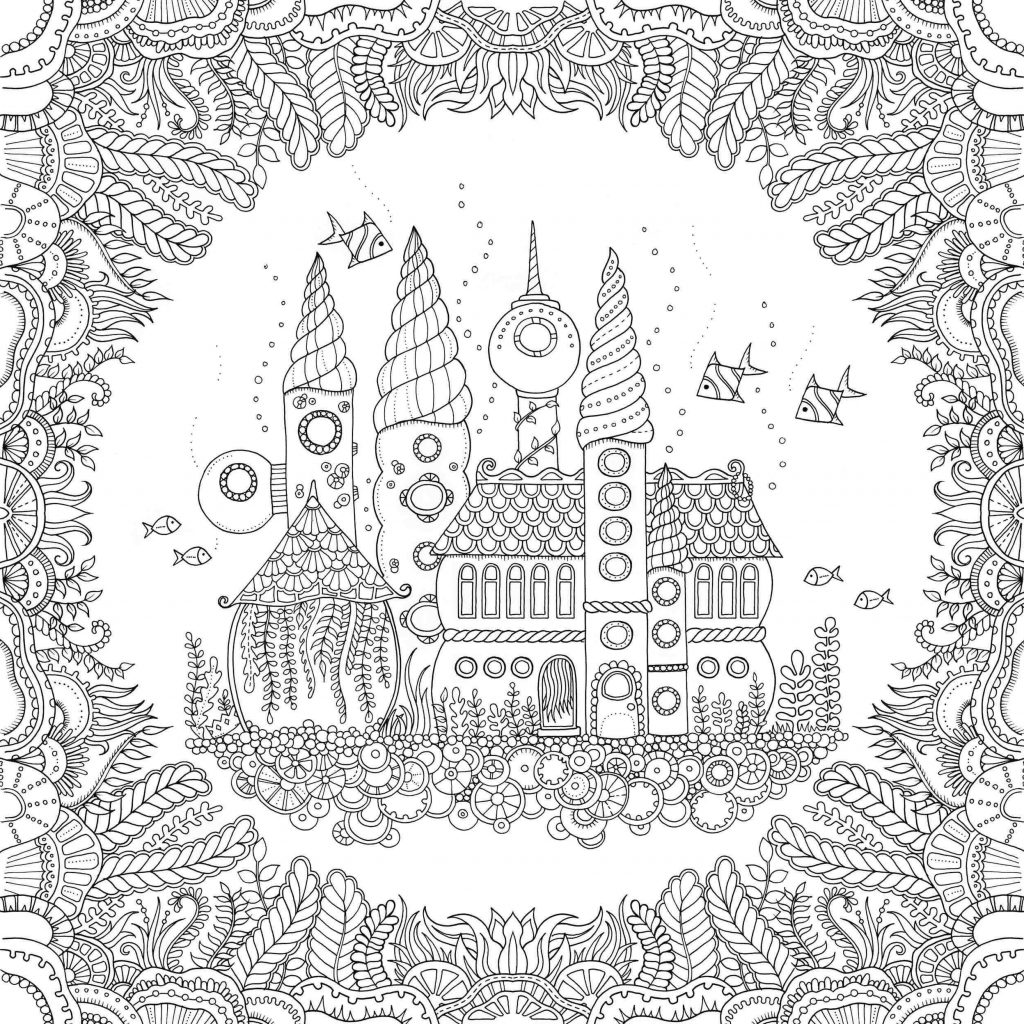 Johanna Basford Christmas Coloring Pages With Xmas Joys Page New