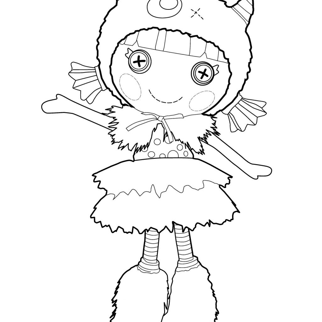 Lalaloopsy Christmas Coloring Pages With Multi Colored Tree Decorations Archives Codraw Co Valid