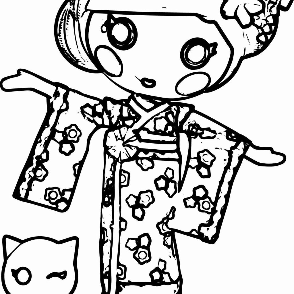 Lalaloopsy Christmas Coloring Pages With Printable Free Kids