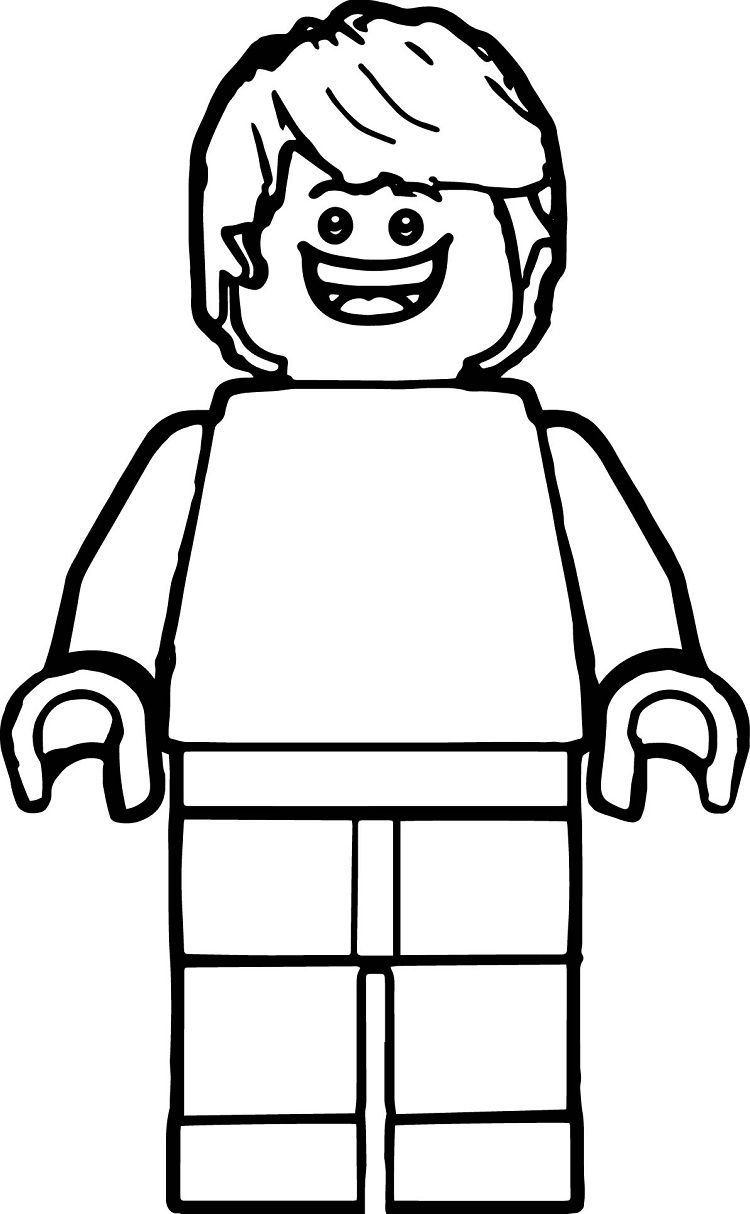 Lego Santa Claus Coloring Pages With Pin By Nyoyan Su On For Kids Pinterest