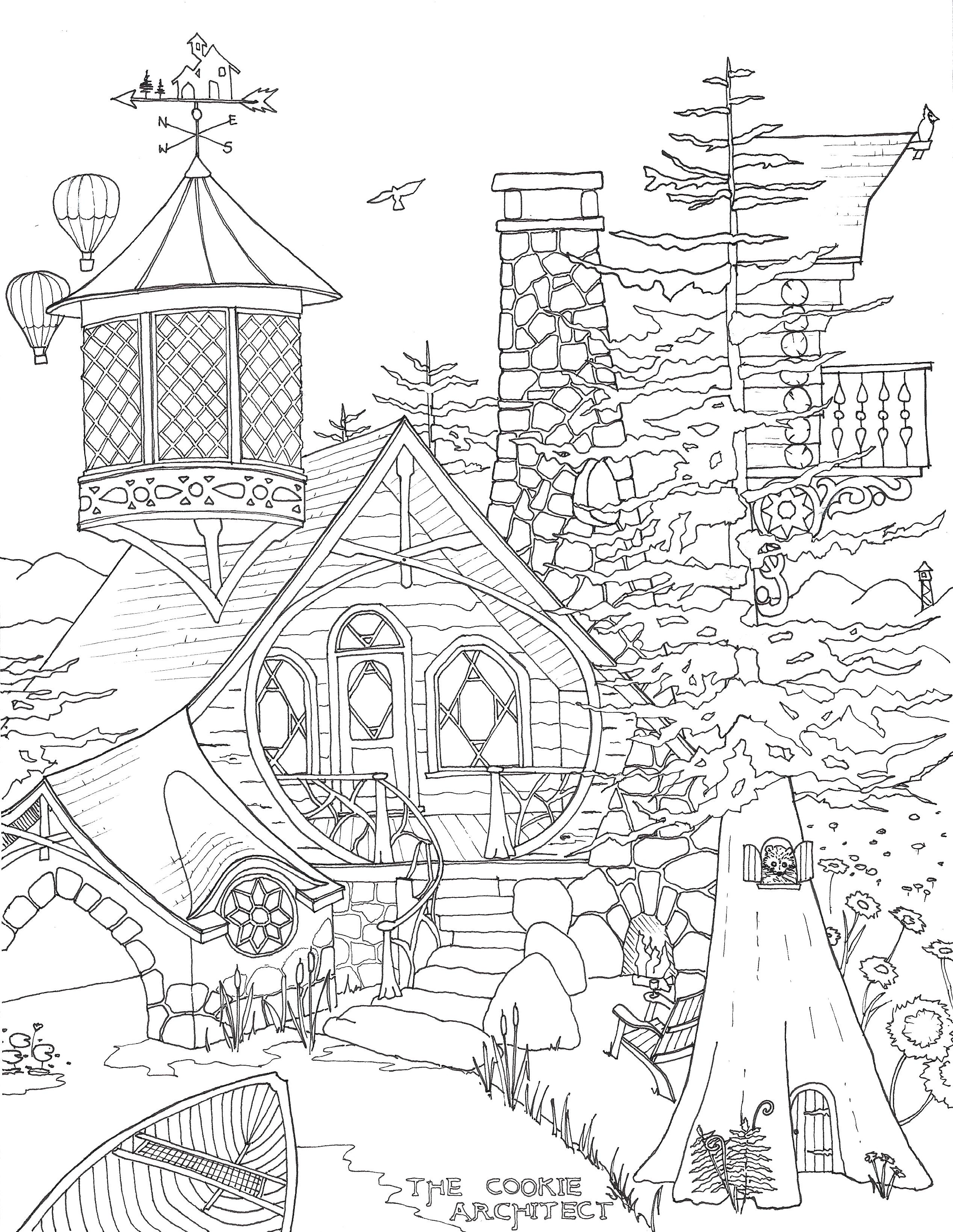 Llama Christmas Coloring Pages With Llove Me Some Llamas The Cookie Architect