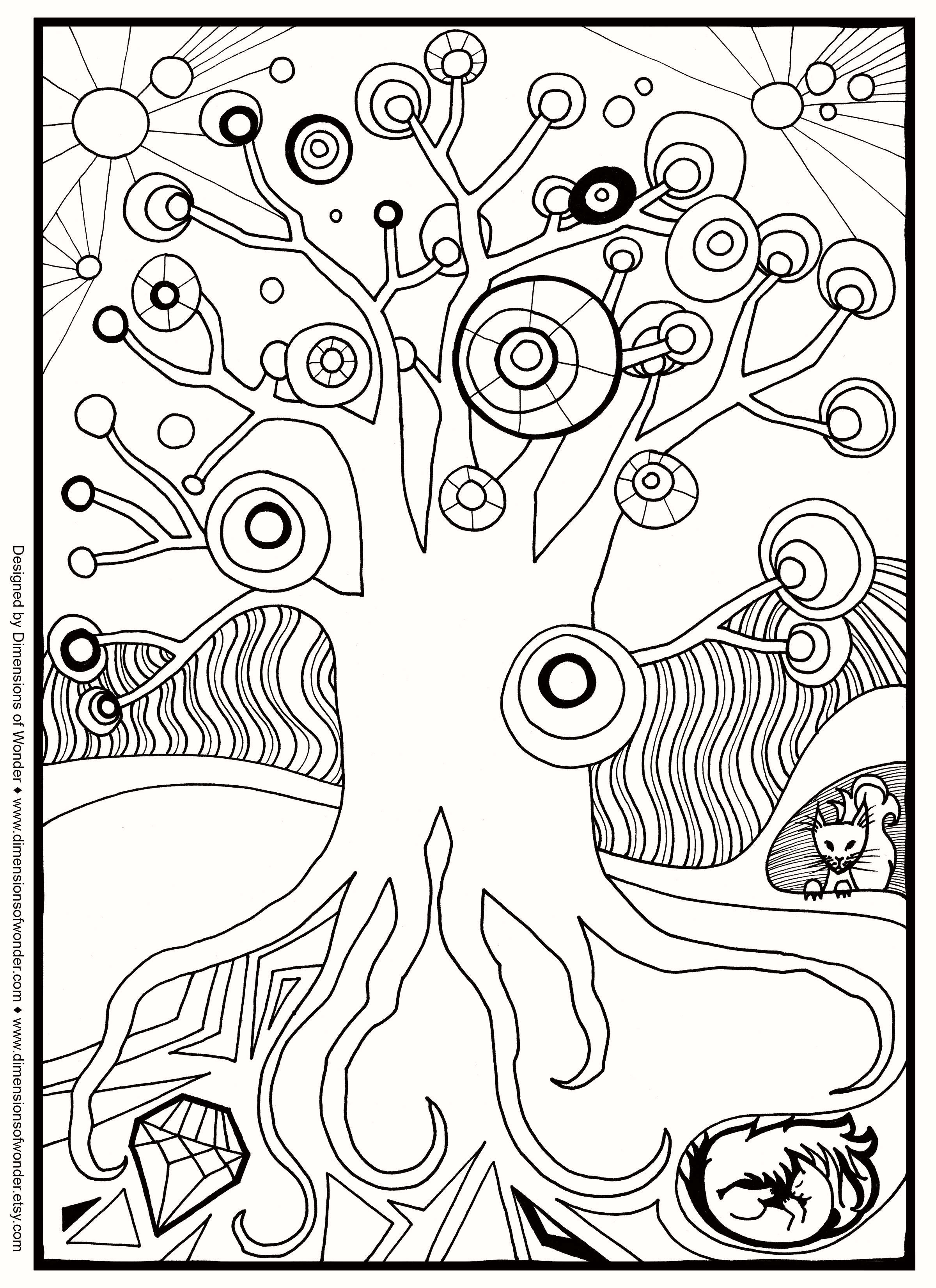 Llama Christmas Coloring Pages With Ornament Beautiful Ornaments