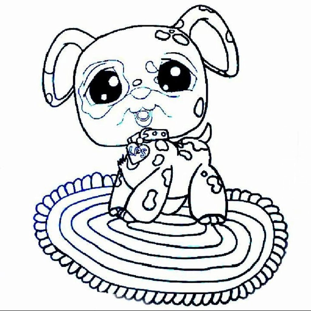 Lps Christmas Coloring Pages With Littlest Pet Shop L LPS Drawing Learn Colors