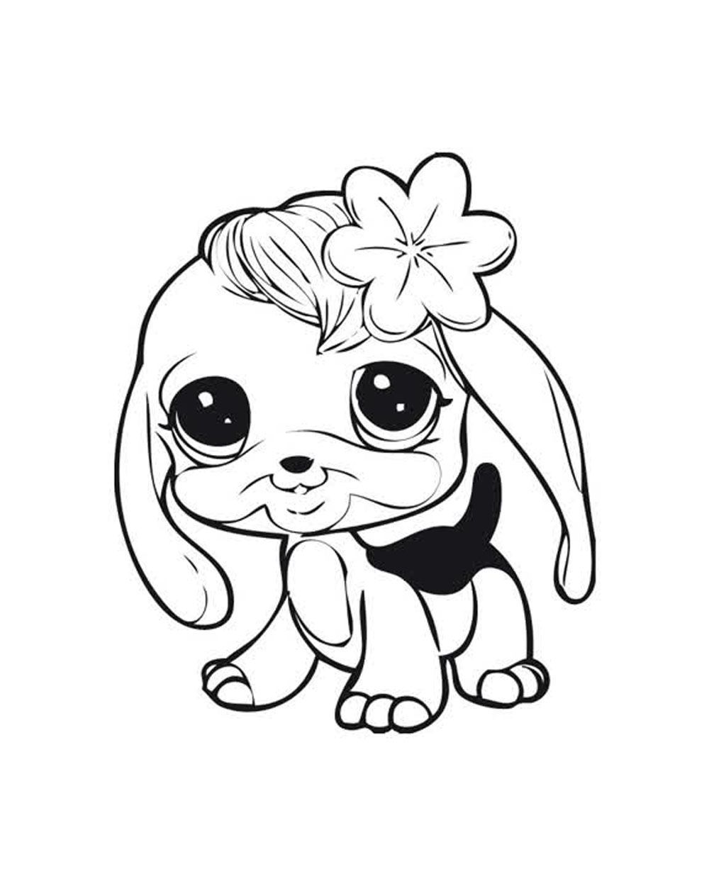 Lps Christmas Coloring Pages With Littlest Pet Shops Page For My Kids