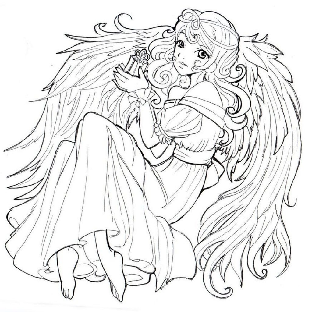Merry Christmas And Happy New Year Coloring Pages With Colored Version This Lineart Is
