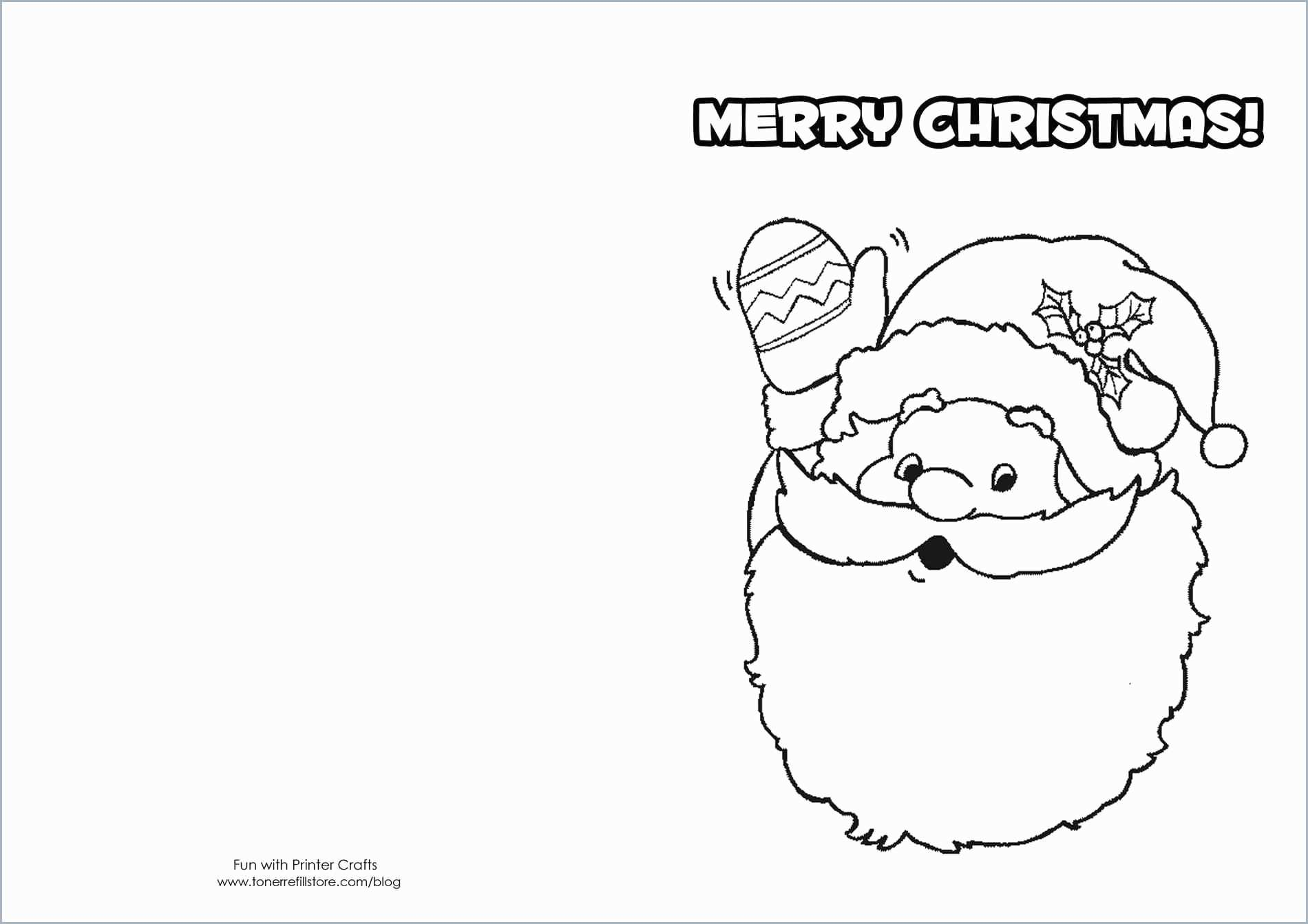 Merry Christmas Card Coloring Pages With Astonishing Dog