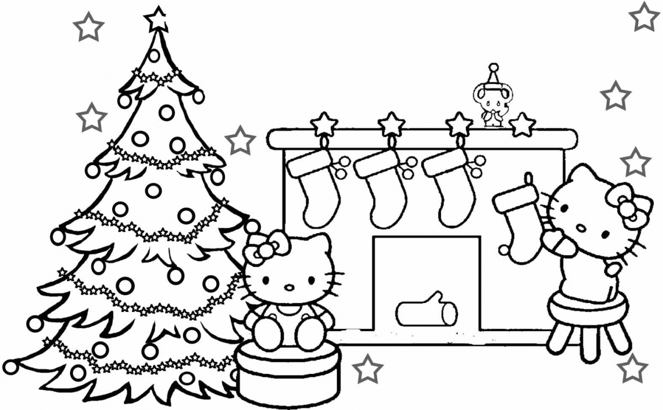Merry Christmas Coloring Pages For Toddlers With Free Printable At Kids Agmc Me