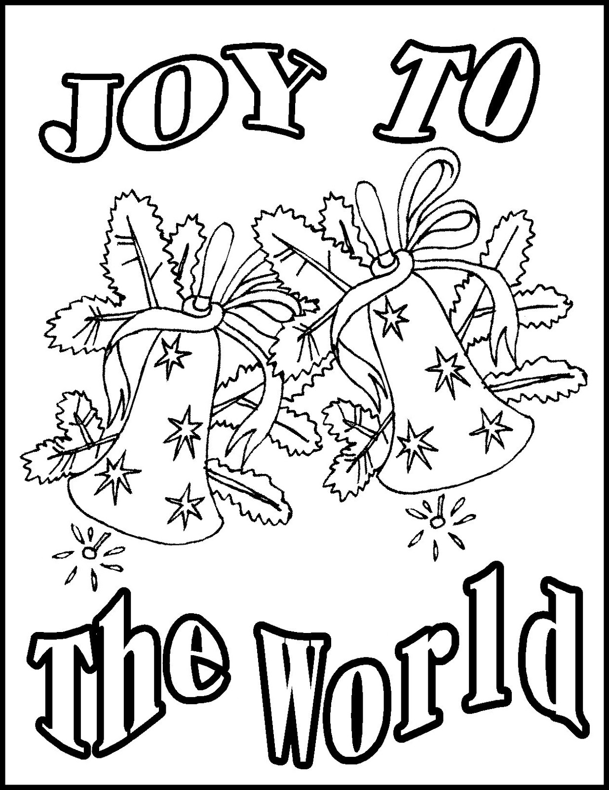 Merry Christmas Coloring Pages For Toddlers With That Say Free