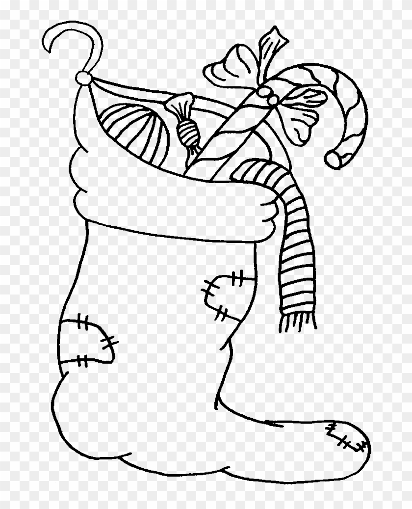 Merry Christmas Colouring In Pages With Candle Cute Coloring Page