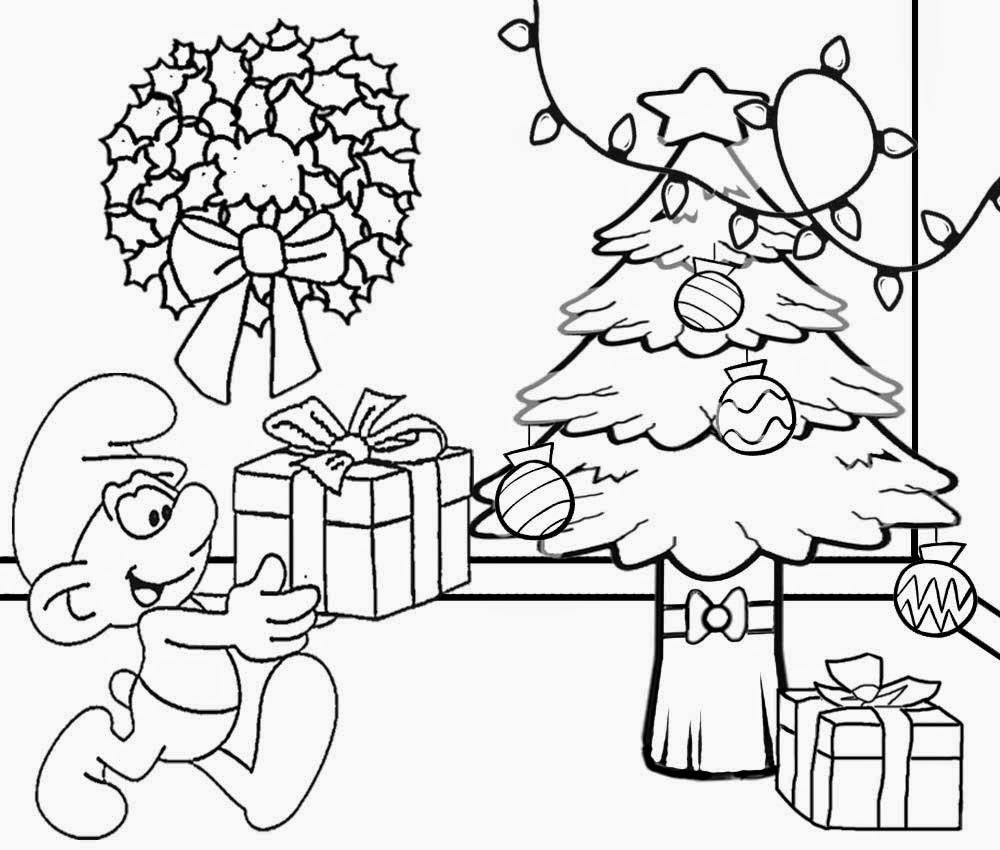 Merry Christmas Colouring Pages Printable With Clipart Coloring 14 1000 X 850 Dumielauxepices Net