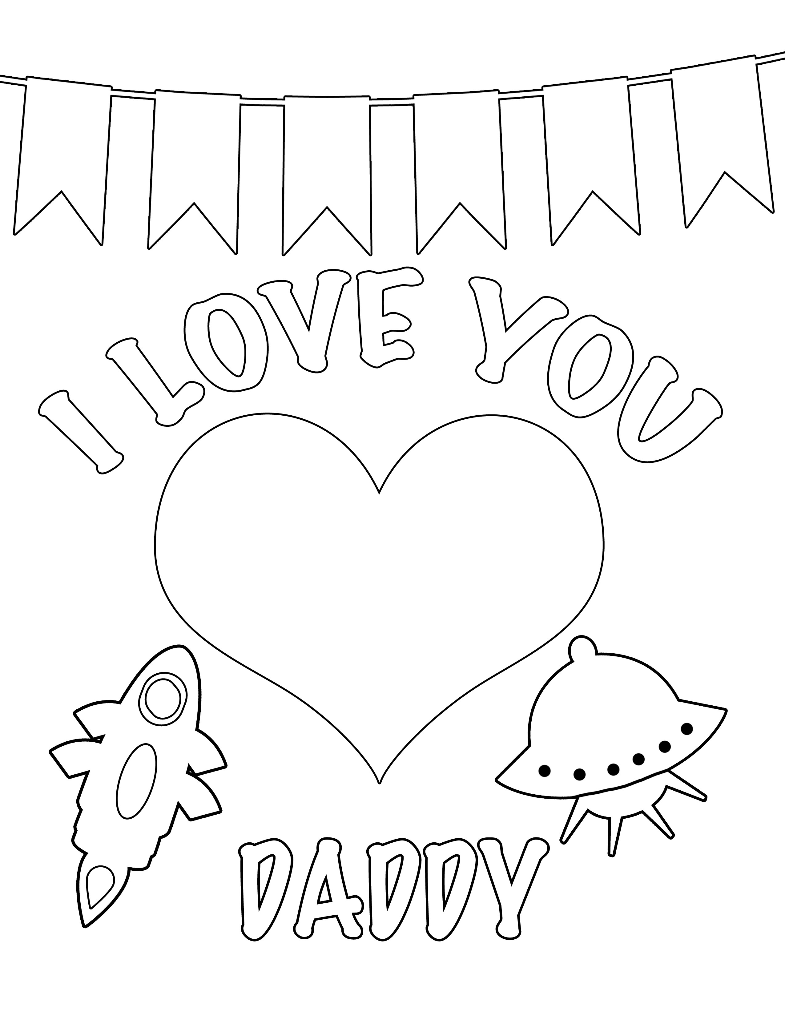 Merry Christmas Dad Coloring Pages With Mom And Page 2498479