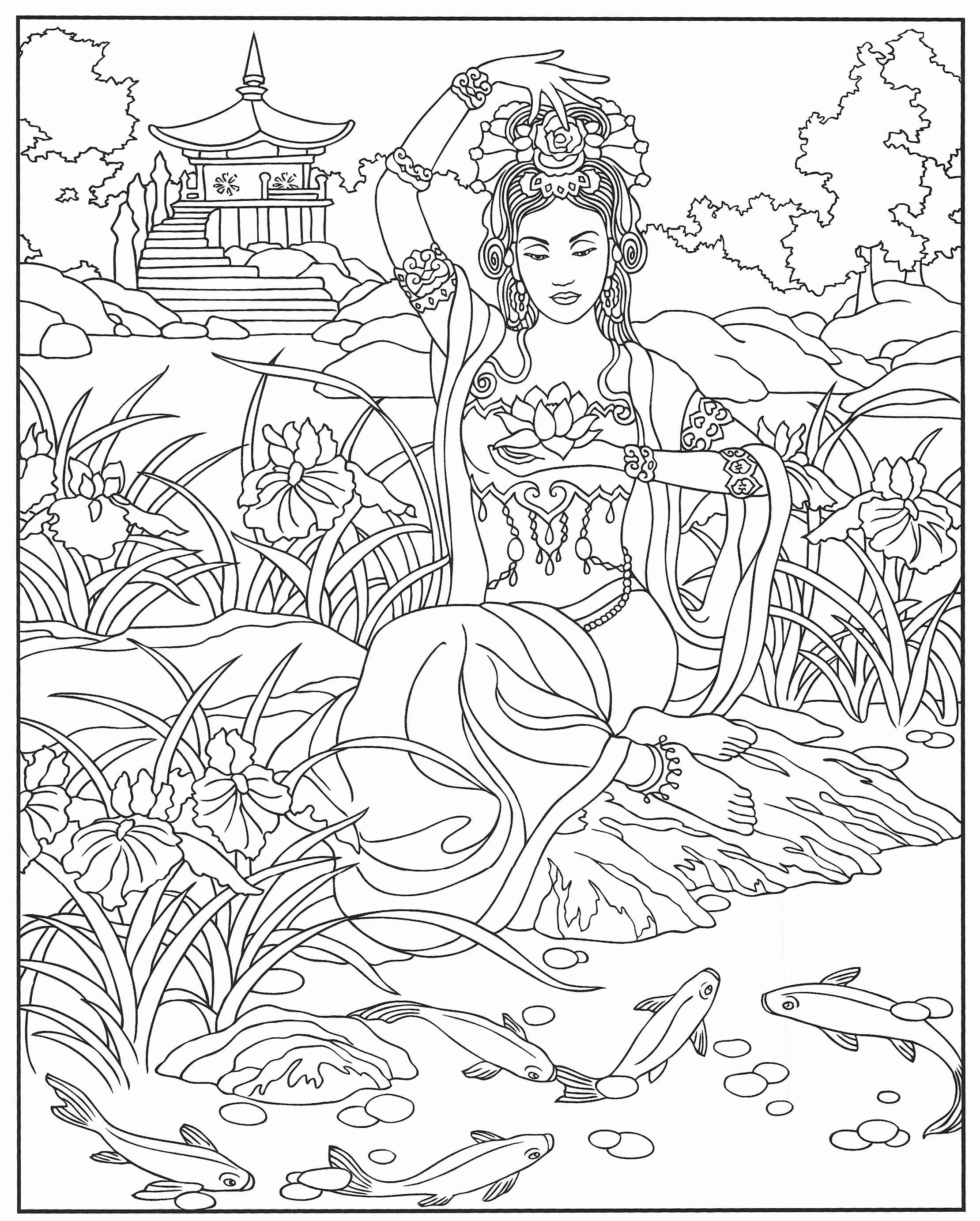 Merry Christmas Grandma Coloring Pages With Snowing