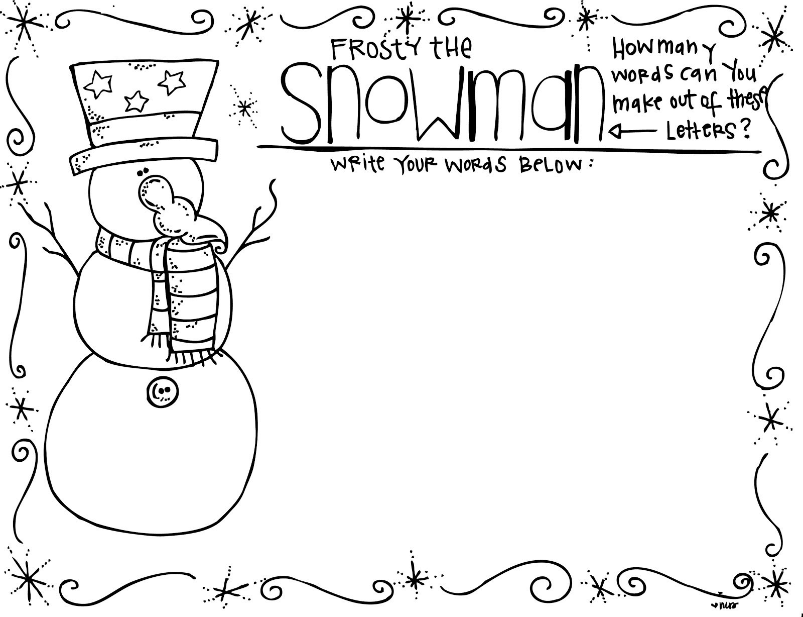 Merry Christmas Words Coloring Pages With In Games Fresh Unique
