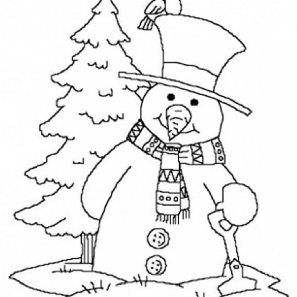 Movable Santa Claus Coloring Pages With Whether It Is Winter Or Not Theme Would Be
