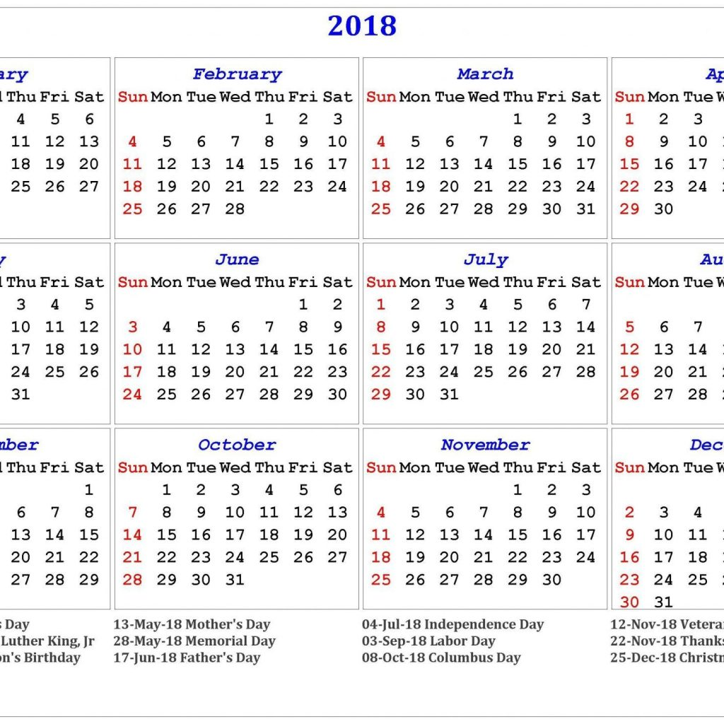 Next Year Calendar 2019 Kalnirnay With Holidays USA Blank November 2018 Pinterest