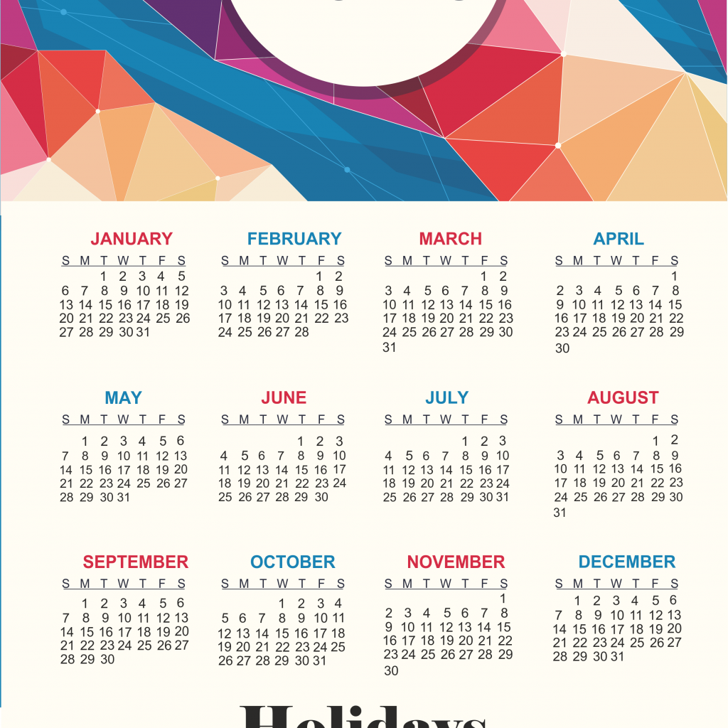 Next Year Calendar 2019 Tamil With Yearly Islamic Hijri Public Holidays 2018