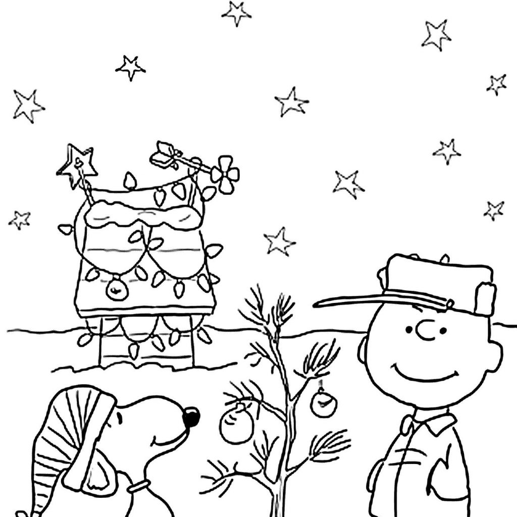 Nick Jr Christmas Coloring Pages With Free Valid