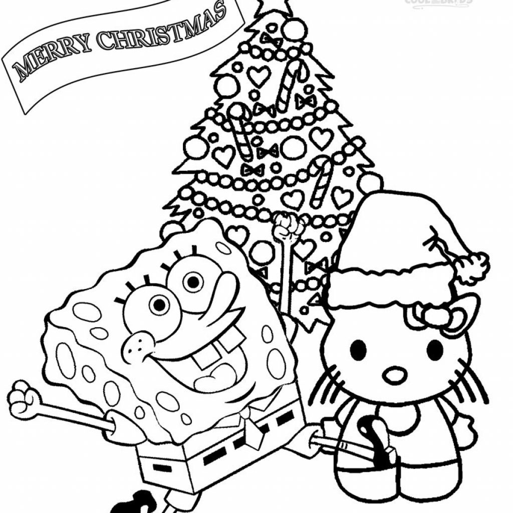 Nick Jr Christmas Coloring Pages With Paw Patrol Free Library