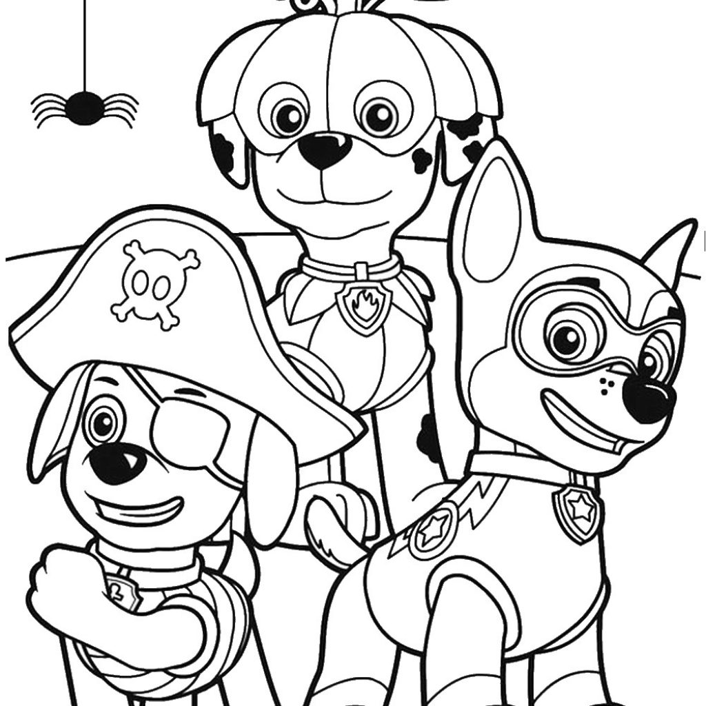 Nick Jr Christmas Coloring Pages With Paw Patrol Rubble On Book