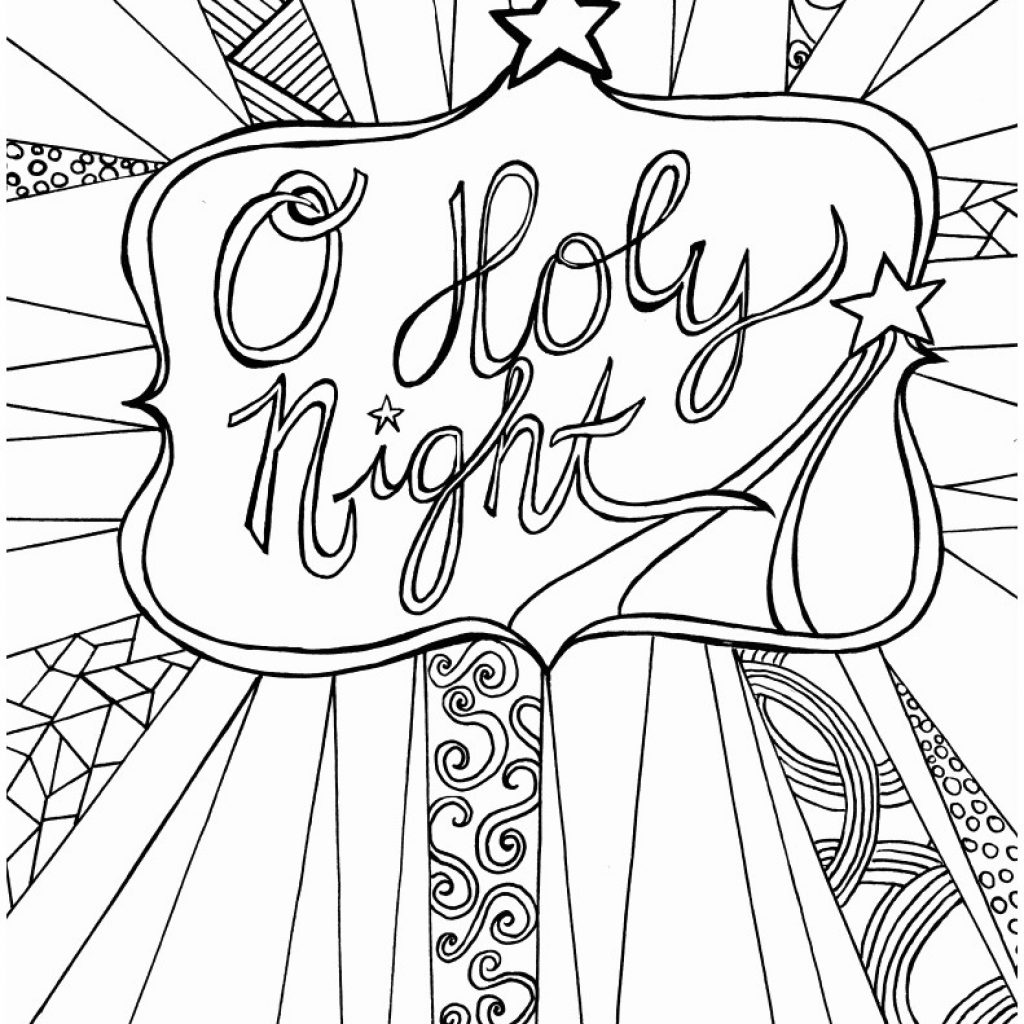Printable Christmas Coloring Pages By Number With Nativity Page Mr