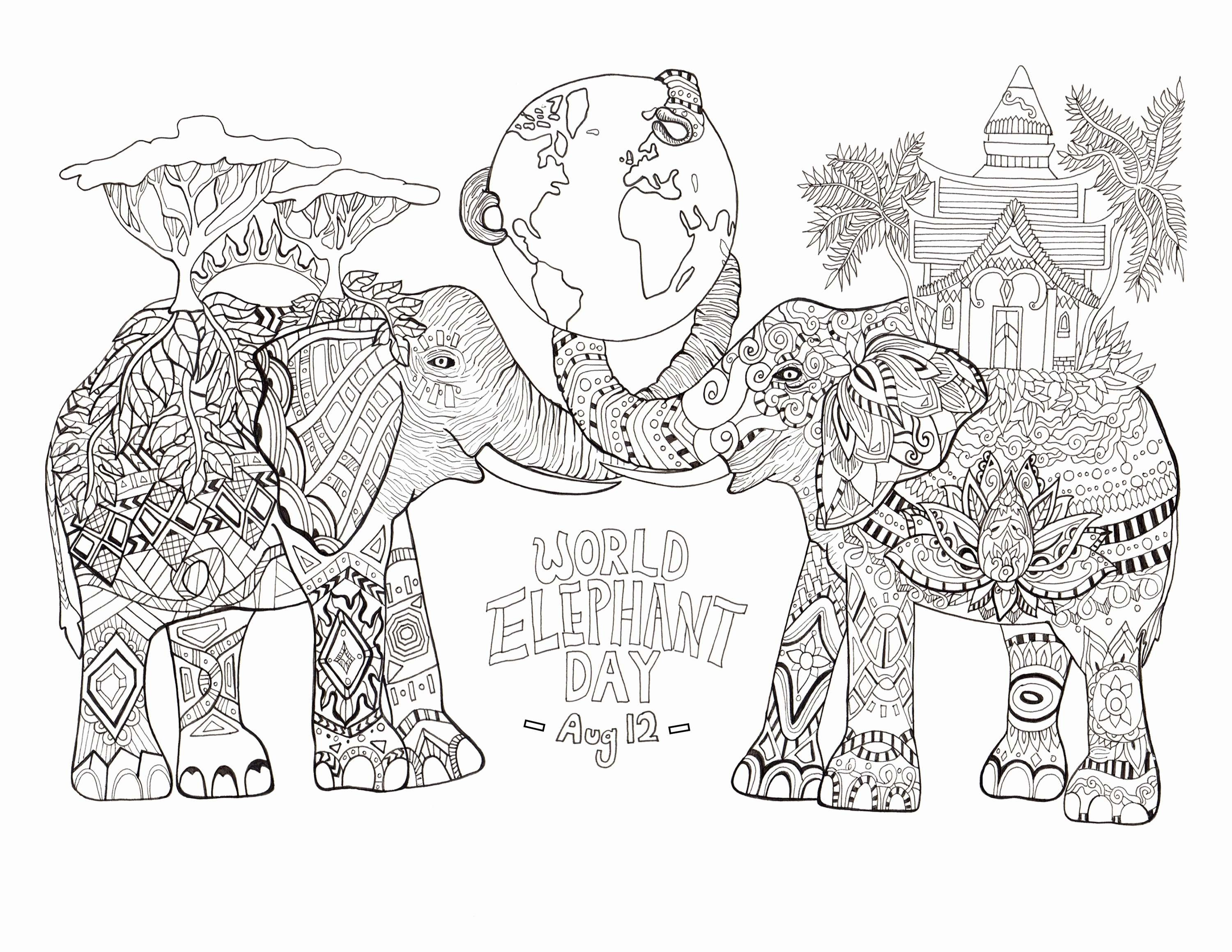 Realistic Christmas Coloring Pages With For Elementary School Archives Codraw Co
