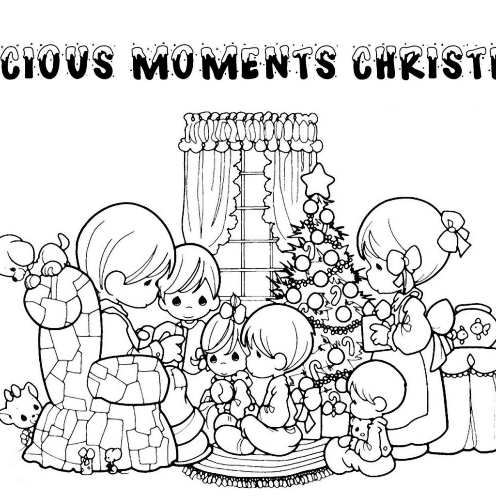 Religious Christmas Coloring Pages For Adults With Save Christian
