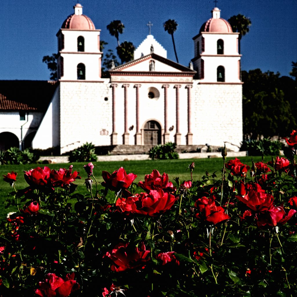 Santa Barbara Mission Coloring Page With How To Photograph California S Missions Part Two Pamphotography