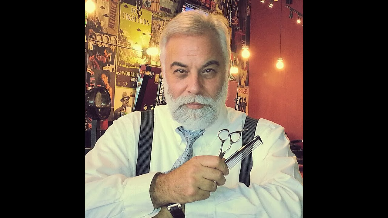 Santa Beard Coloring With How To Brighten And Whiten Gray Silver White Beards Hair