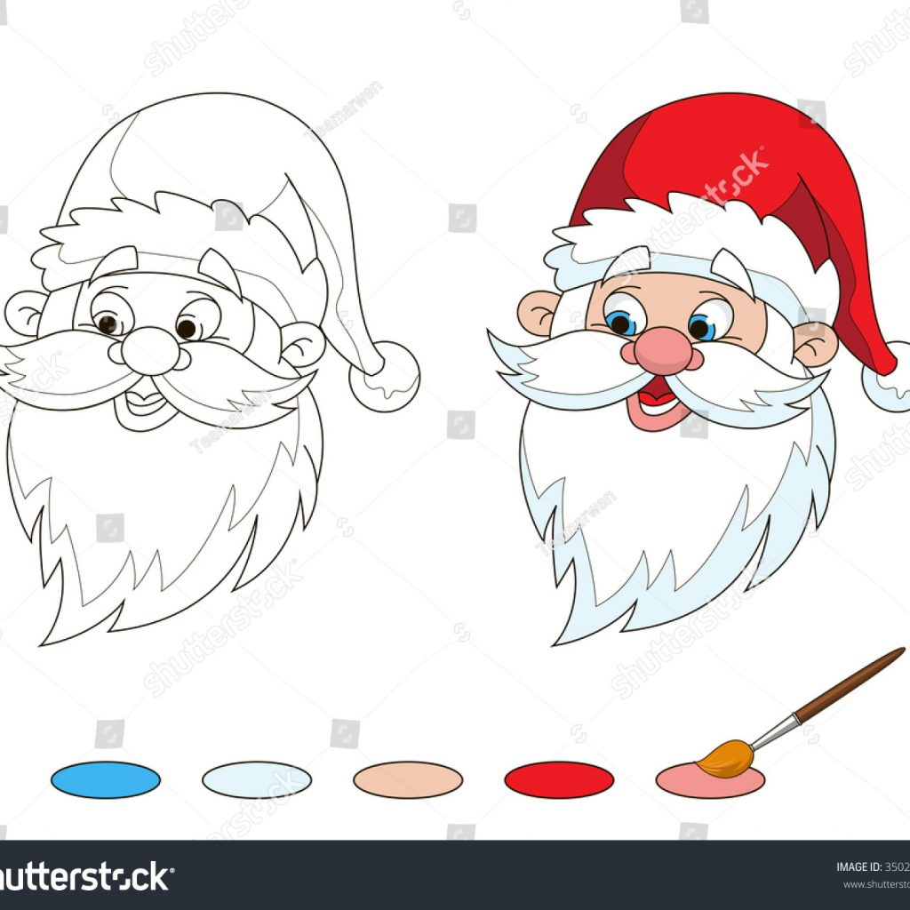 santa-beard-coloring-with-santas-head-page-stock-vector-royalty-free-350272604