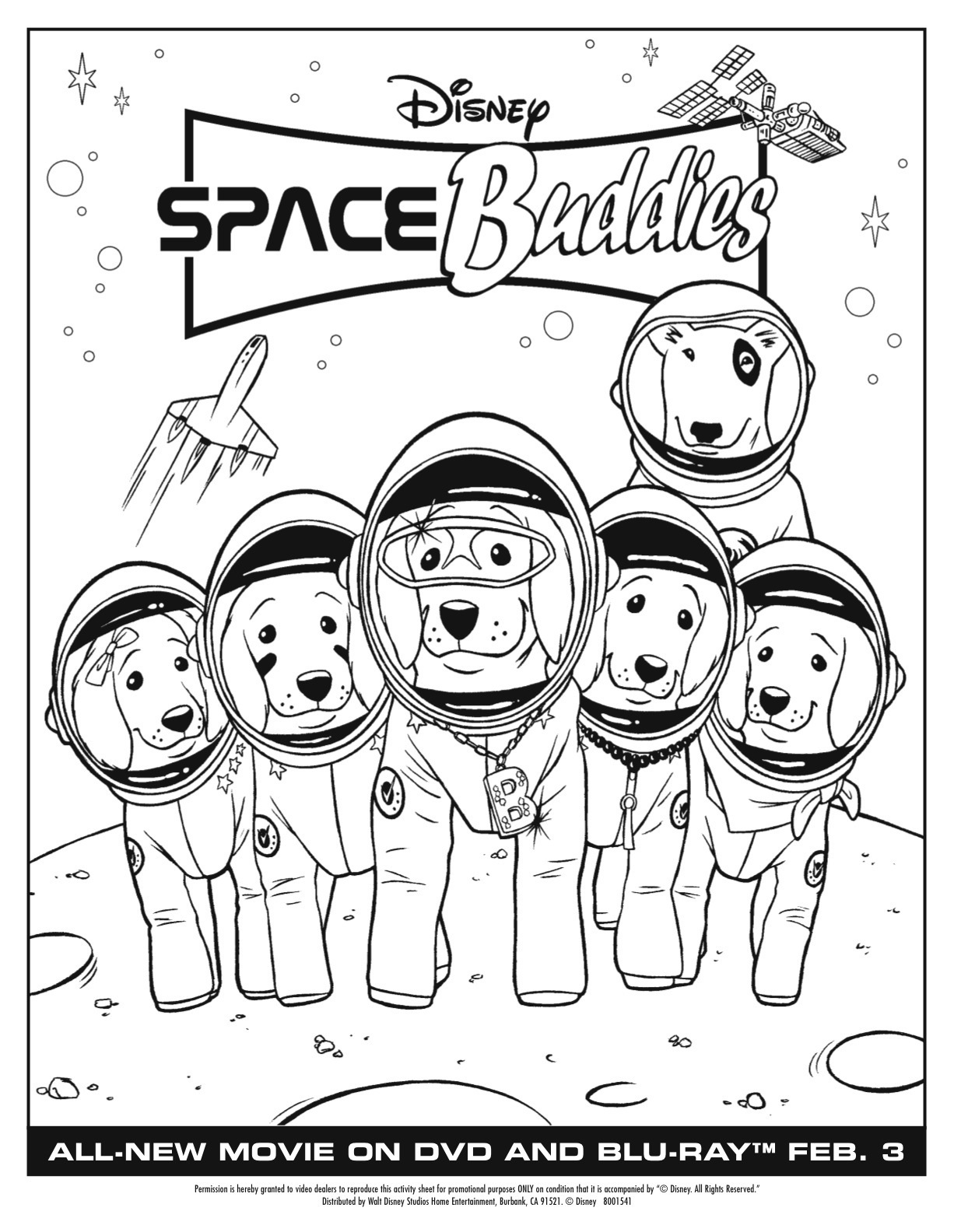 Santa Buddies Coloring Pages With Spacebuddiesplay Movie Snow Photo Background Wallpapers Images