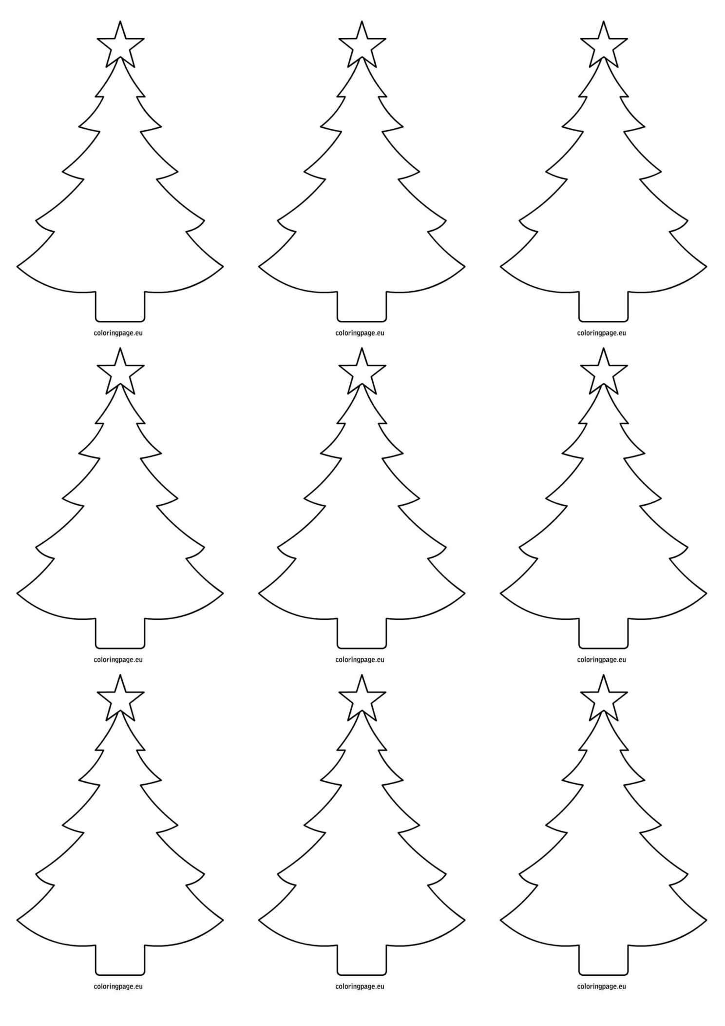 Santa Claus Christmas Tree Coloring Pages With 51 Quality And
