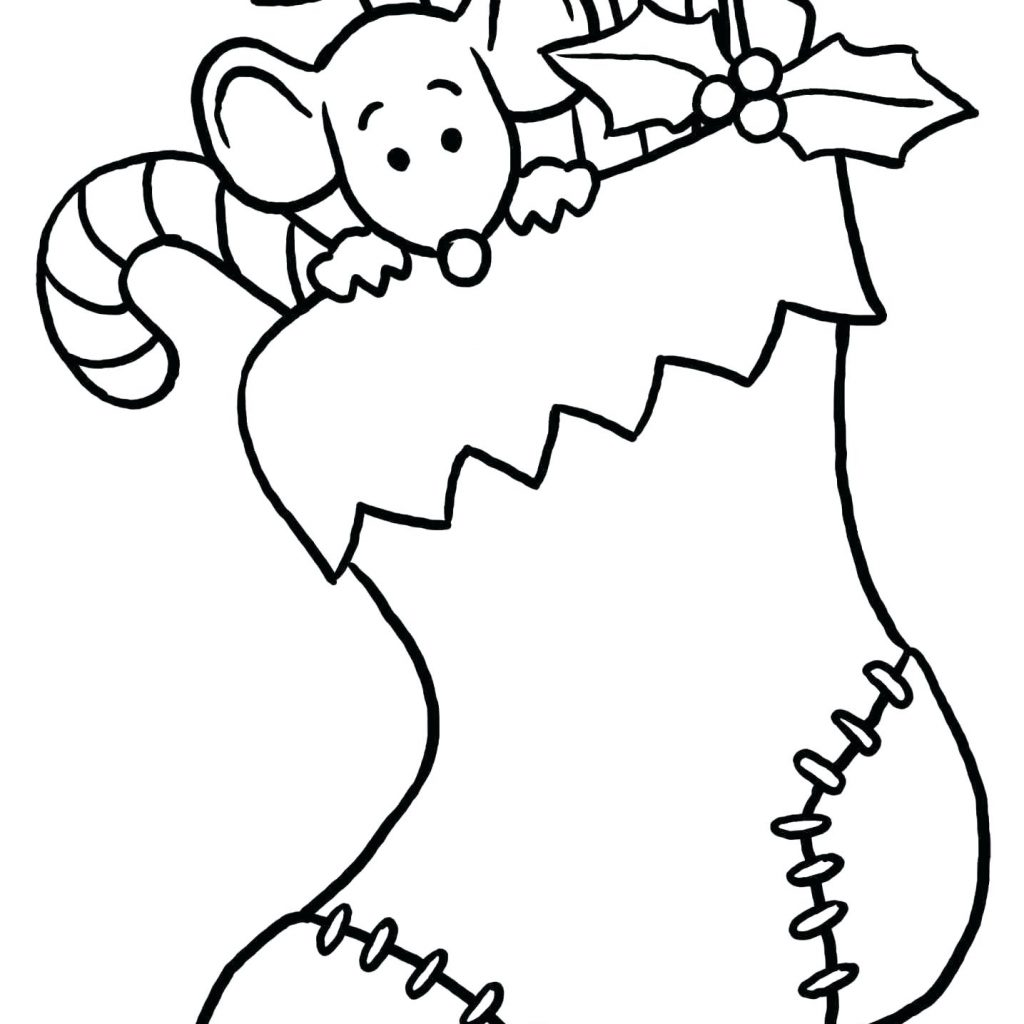 Santa Claus Coloring Pages For Preschoolers With Cat In The Hat Inspirational