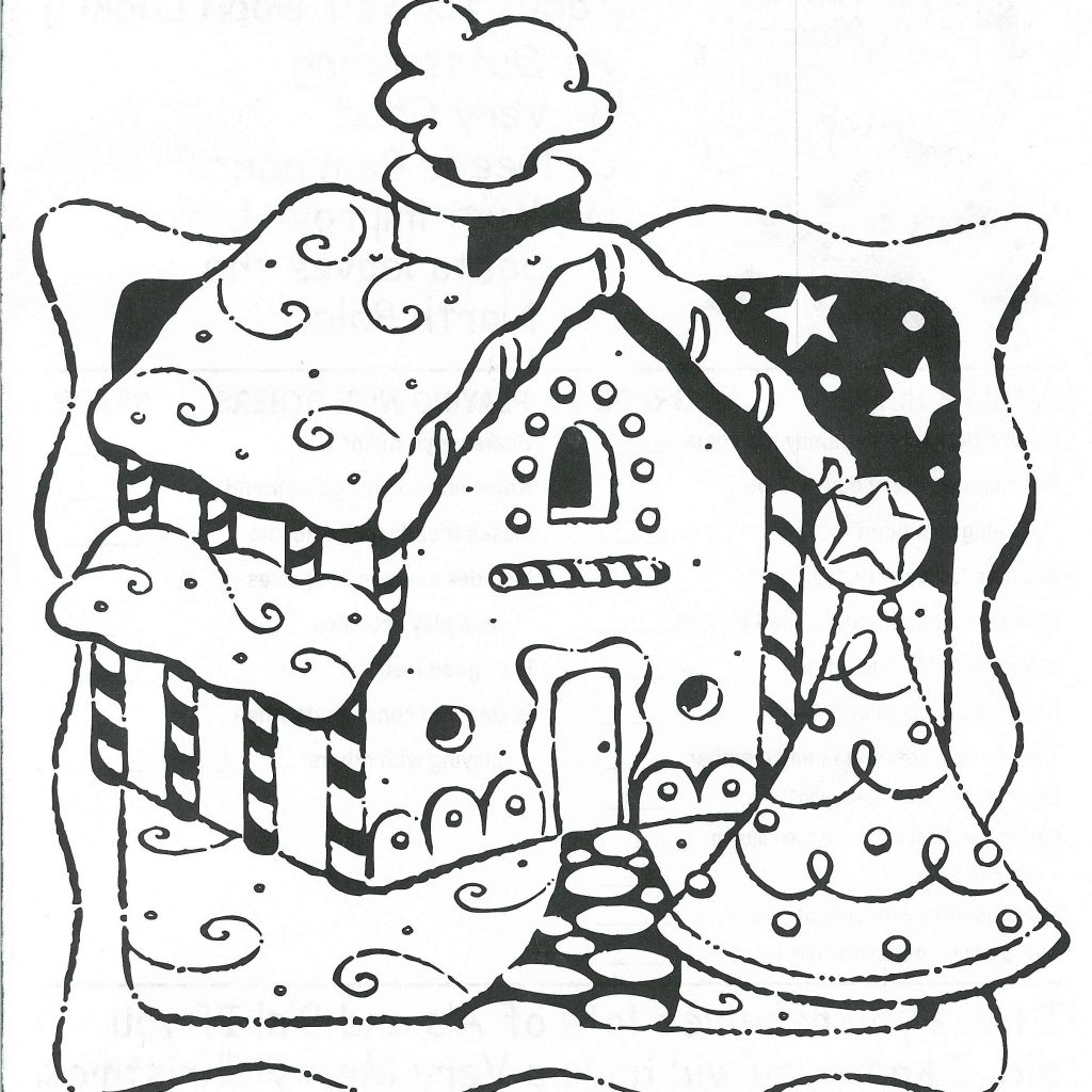 Santa Claus House Coloring Pages With North Pole Download Free Books