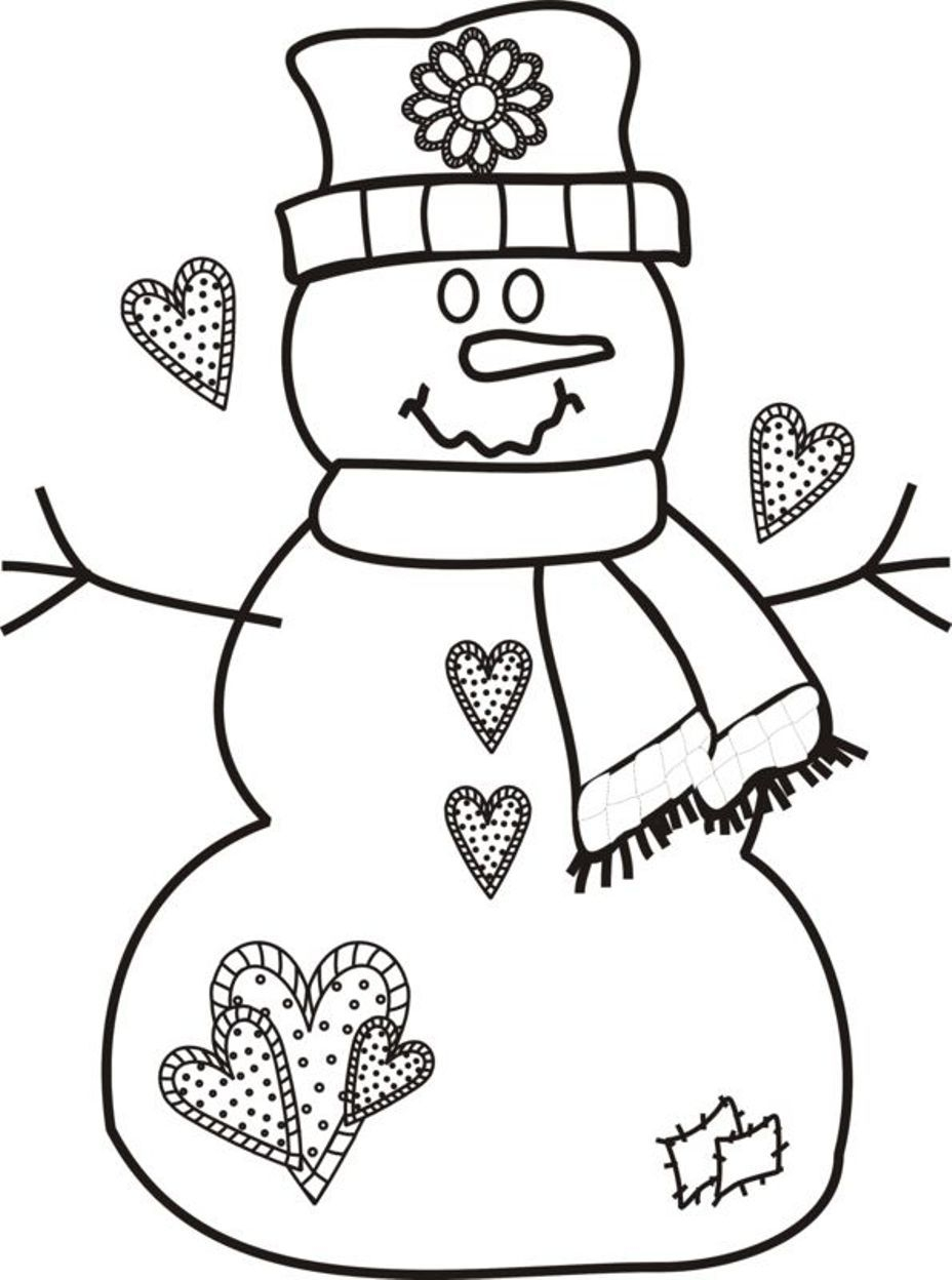 Santa Coloring Pages Free With Printable Merry Christmas Xmas Sheets