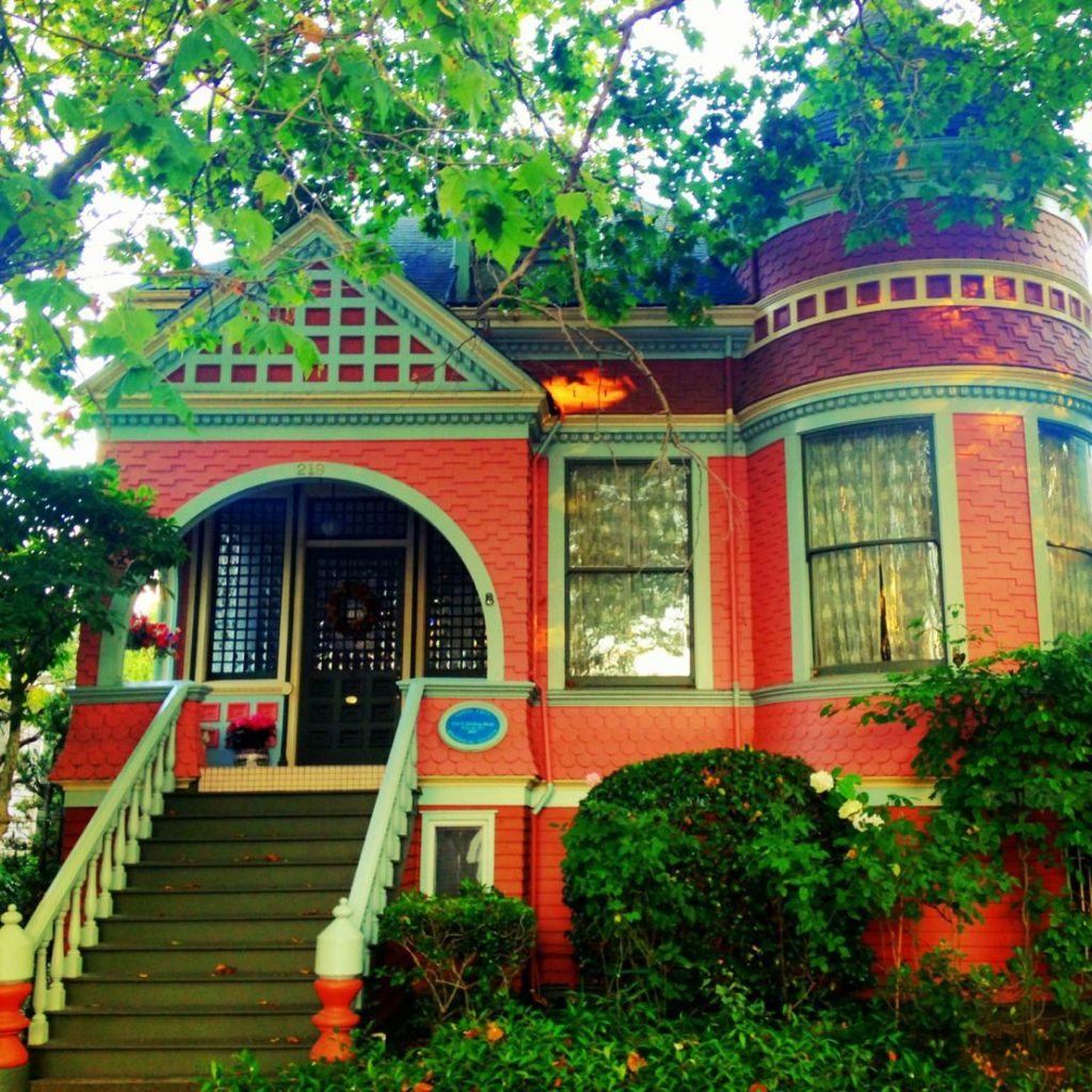 Santa Cruz Colored Houses With Seeninsc Victorian Barbie Dream House Downtown Cozy