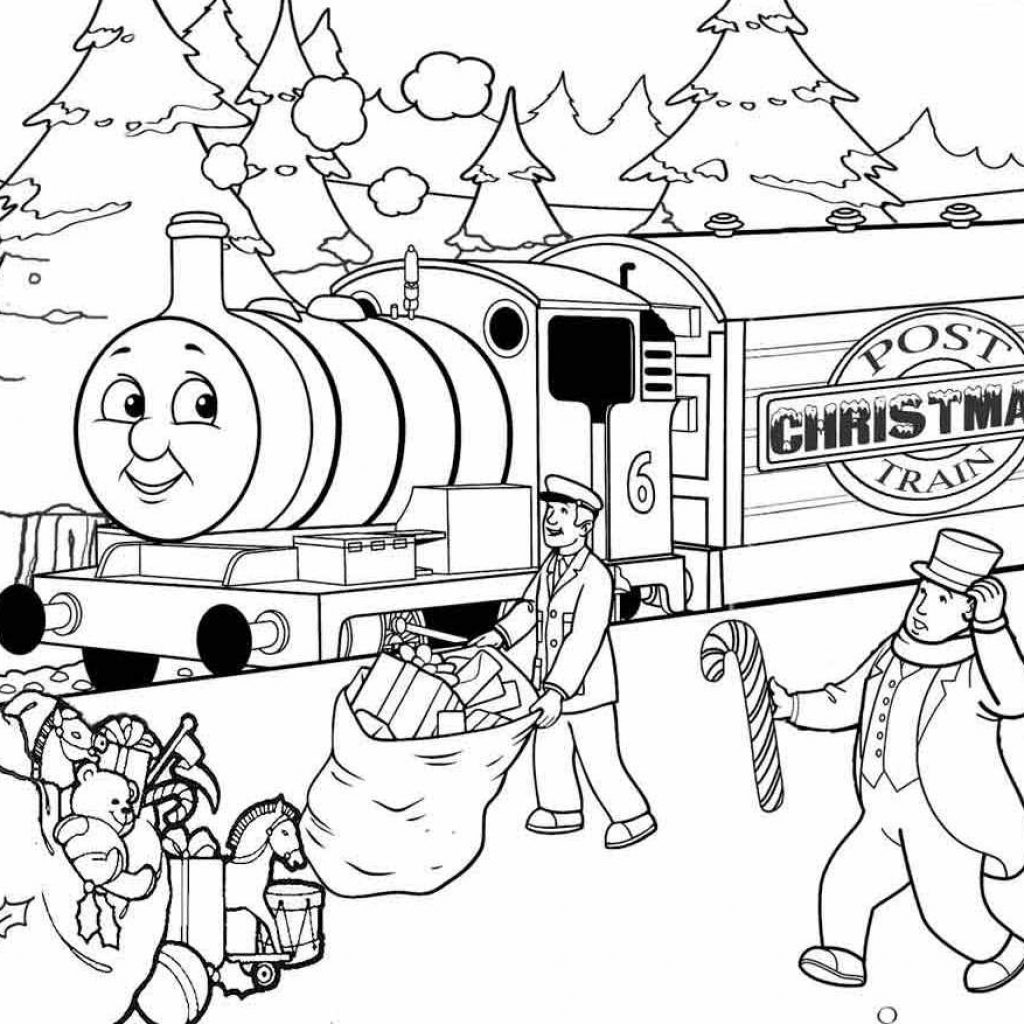 Santa Fe Train Coloring Pages With Page Firmakaydet Org