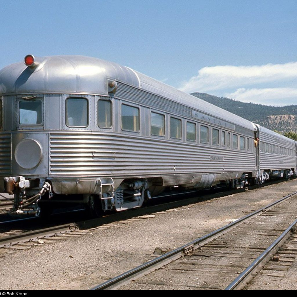 Santa Fe Train Coloring Pages With RailPictures Net Photo Navajo Atchison Topeka ATSF