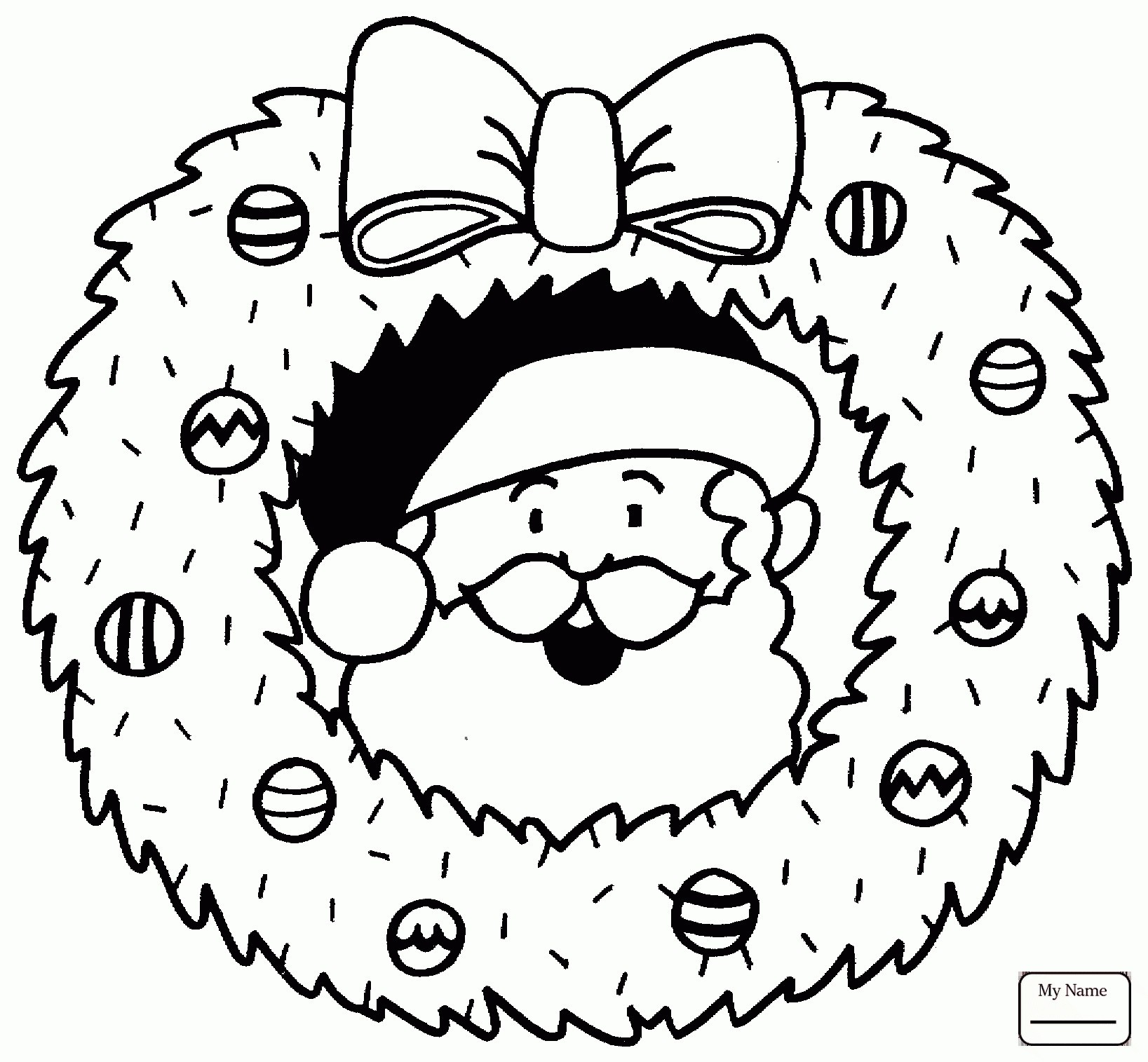 Santa Free Coloring Pages With Claus Valid Cool Printable
