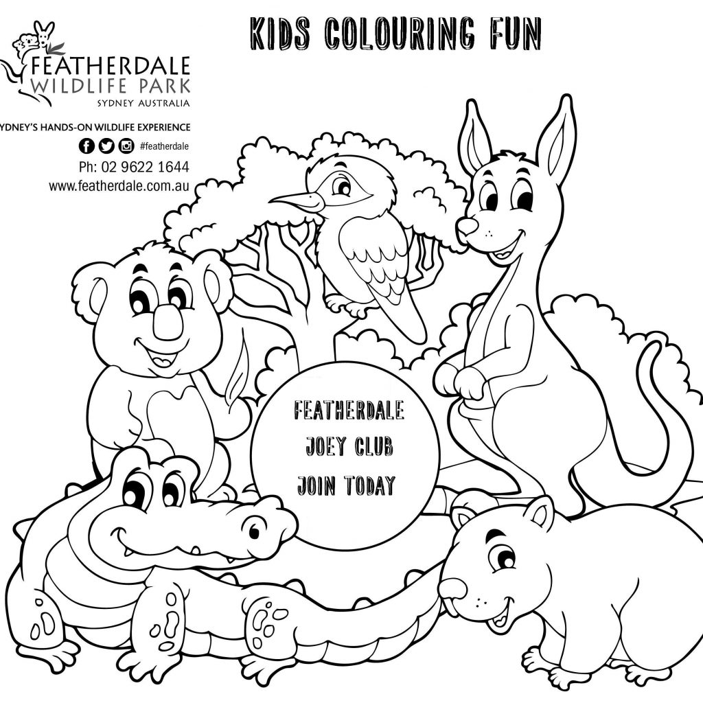 Santa In Australia Coloring Sheets With Christmas Pages