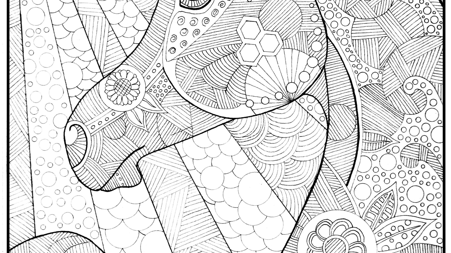 Santa Lucia Coloring Pages With Adult Book Page Digital Weekly Subscription Service By