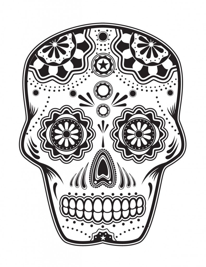 Santa Muerte Coloring Pages With Imagixs Is A Free Page Search Engine Just Type What You Re