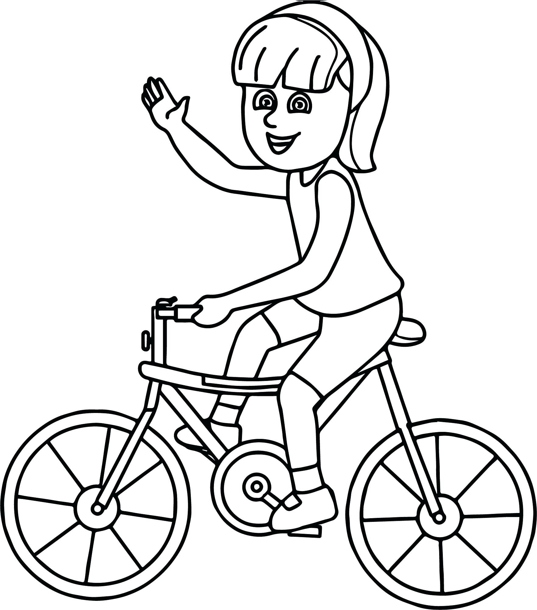 Santa On A Motorcycle Coloring Page With 20 Luxury Dirt Bike Pages Avaboard